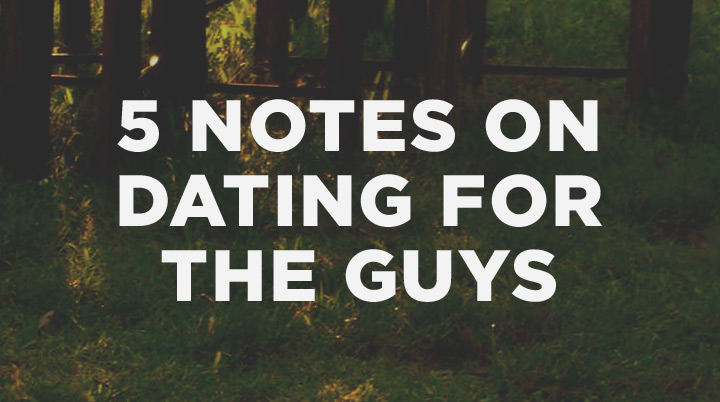 The resurgence 5 dating tips