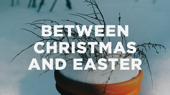 4 priorities for pastors between Christmas and Easter | The Resurgence
